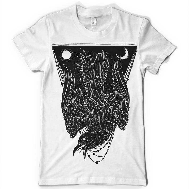 Crow Tee Crow ShirtsTshirt Factory Tee CWrxodBe