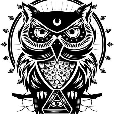 OWL T shirt design | Tshirt-Factory