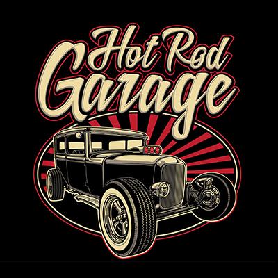 84bad151 Hot Rod Garage Custom t-shirts | Tshirt-Factory