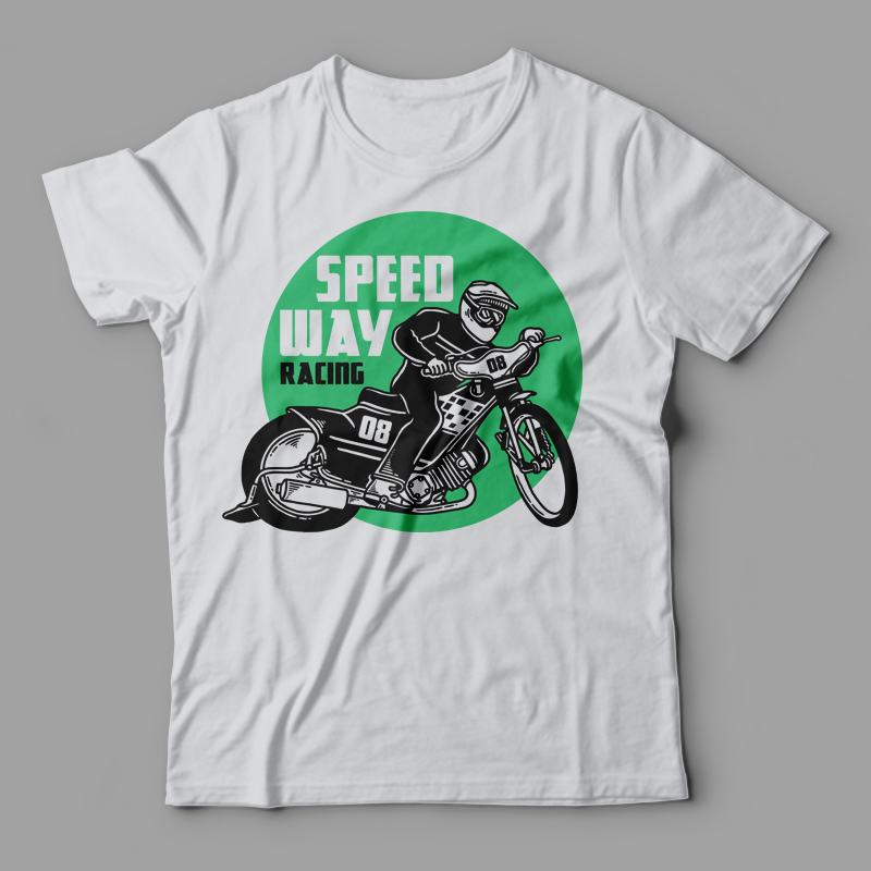 Speedway t-shirt