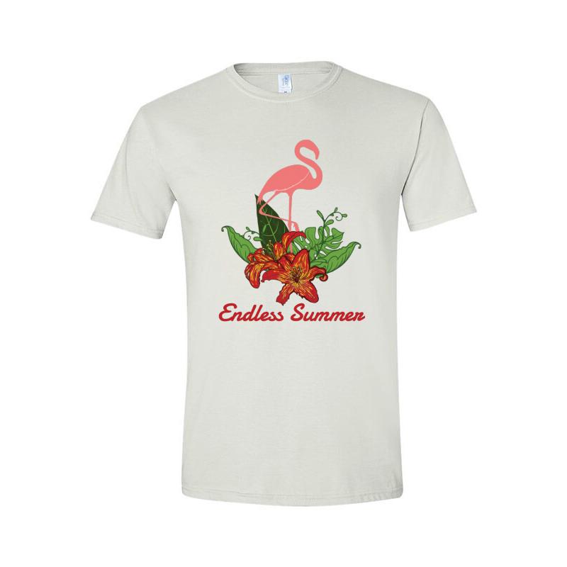 bc337311c4b Endless summer T-shirt template
