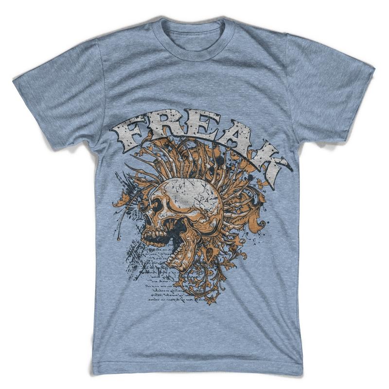 Freak T Shirt Design